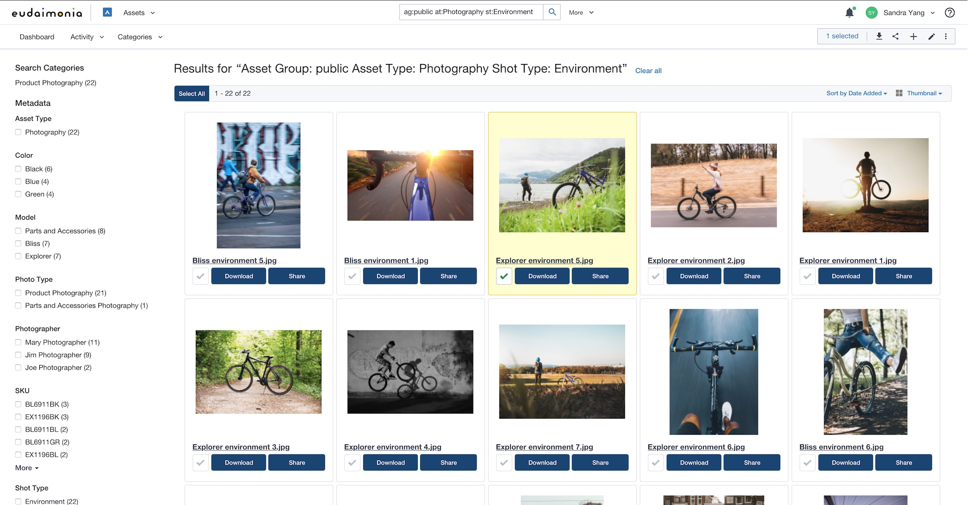 Search, download, share, and embed any asset type.