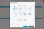Capture d'écran pour Absorb LMS : Easy to upload Learning Objects
