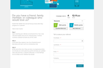 Influitive screenshot: Make it easy and rewarding for your advocates to submit referrals