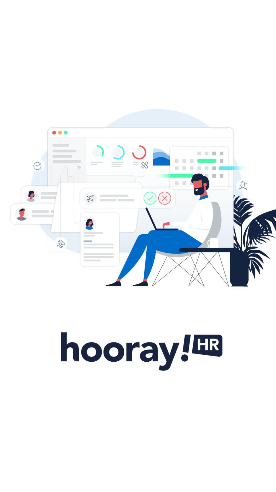 HoorayHR Software - 1