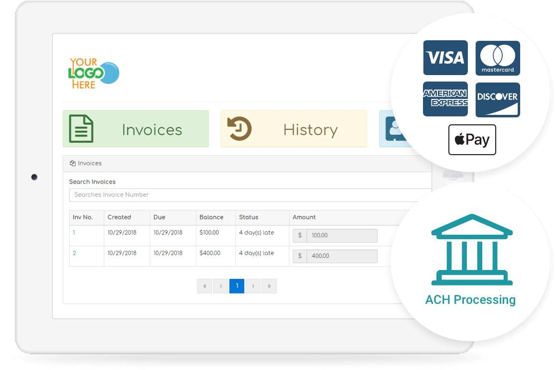 Biller Genie Software - Biller Genie payment options