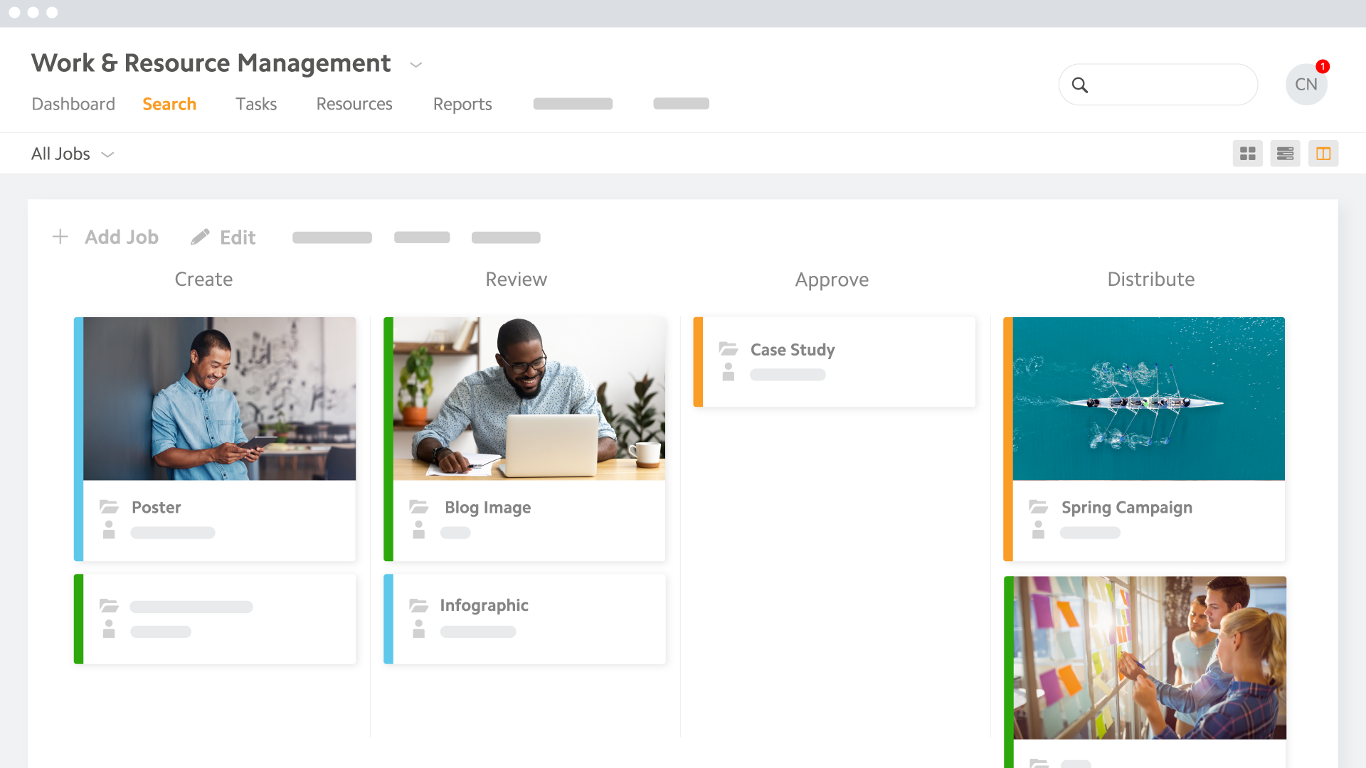 BrandMaker Work & Resource Management