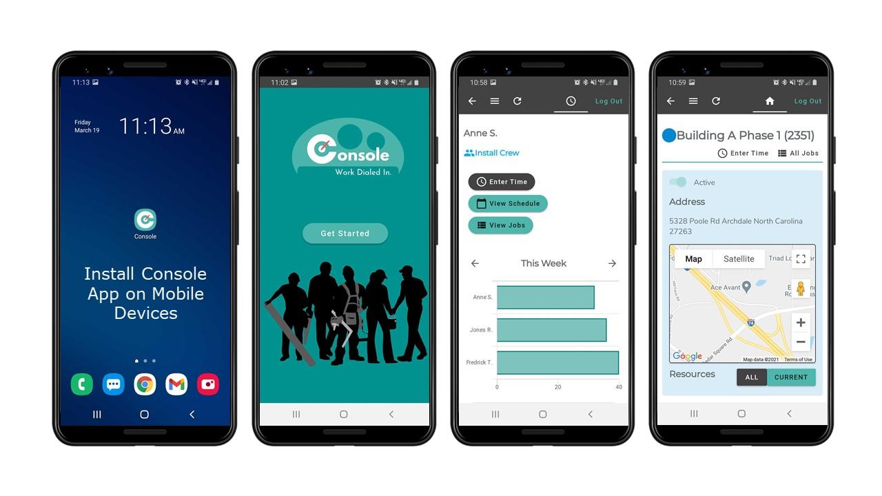 Console - Mobile