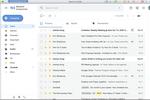 Kiwi screenshot: Kiwi Gmail messages