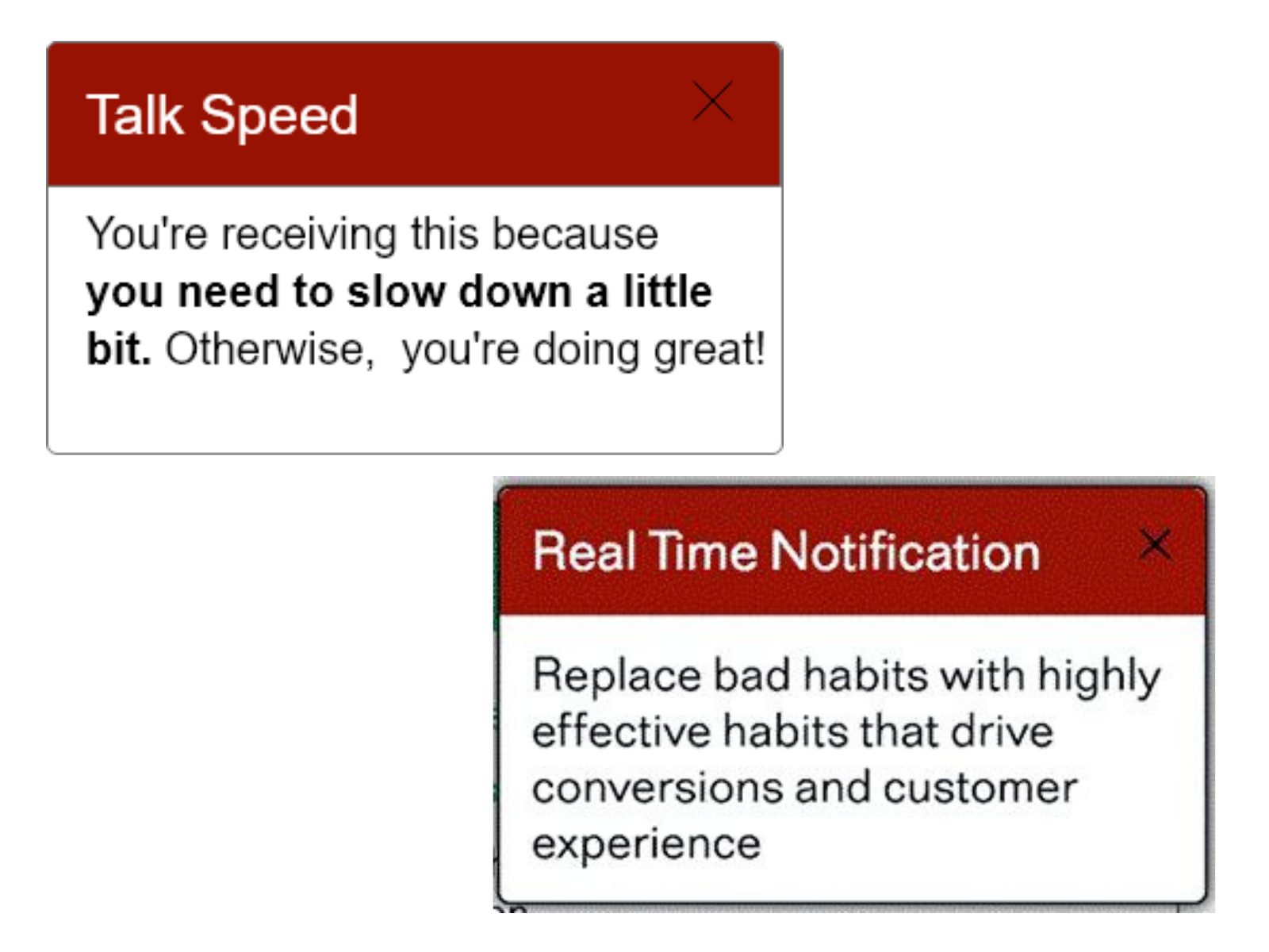Balto Software - Real-Time Notifications