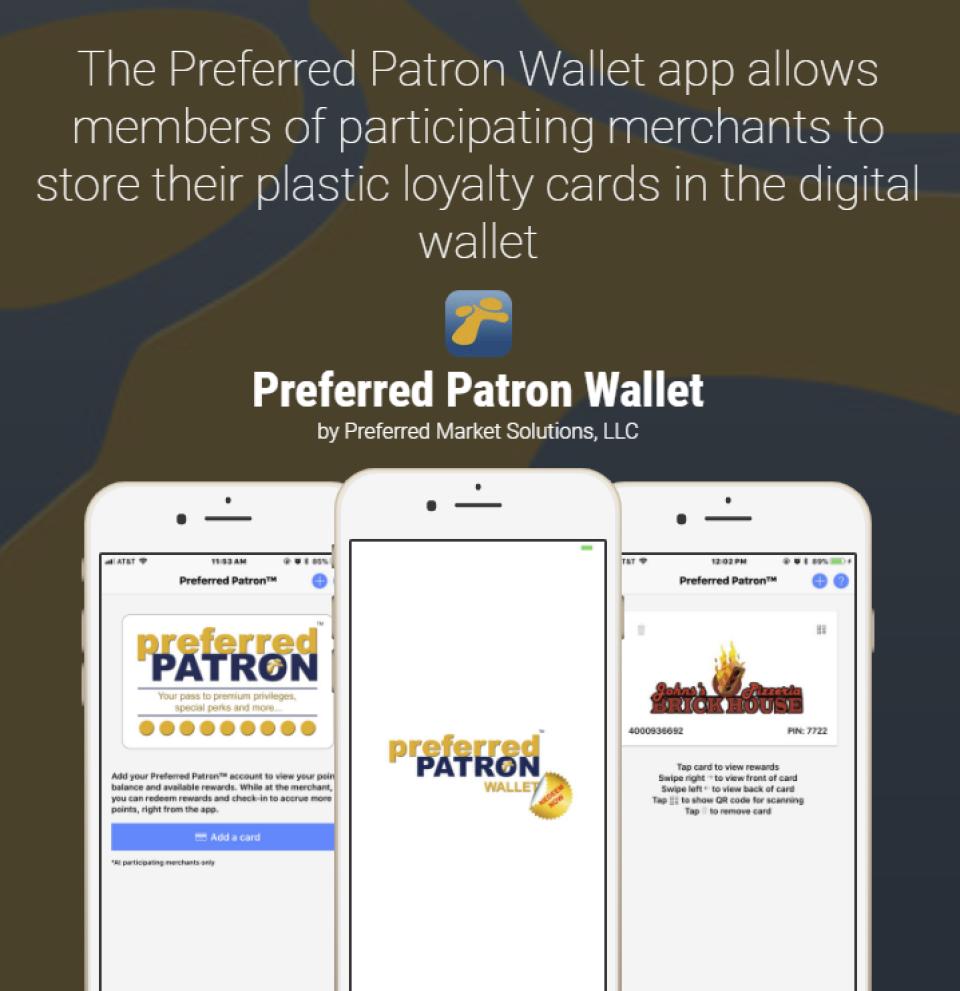 Preferred Patron Loyalty Software - 5