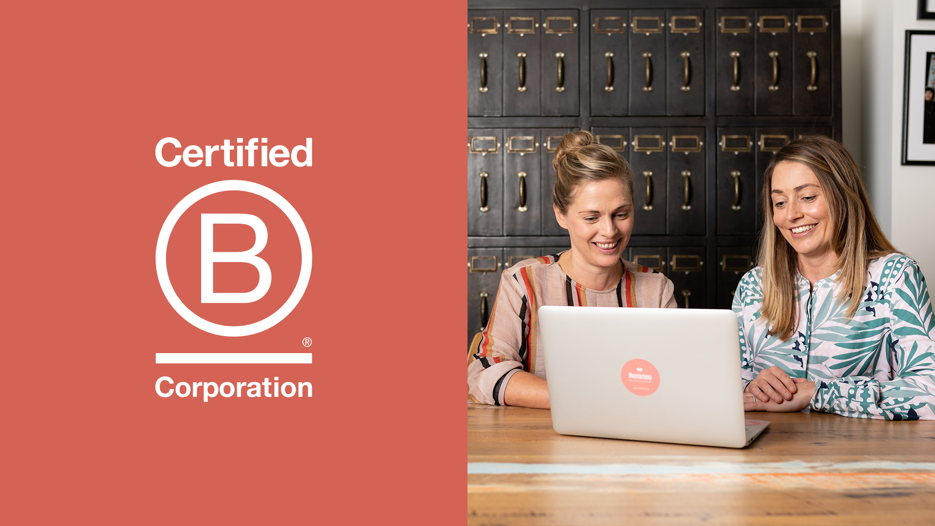 Mentorloop Software - Certified B Corp and Female Founded