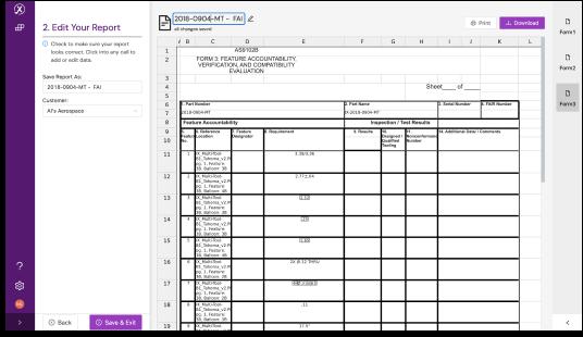 InspectionXpert Software - 2