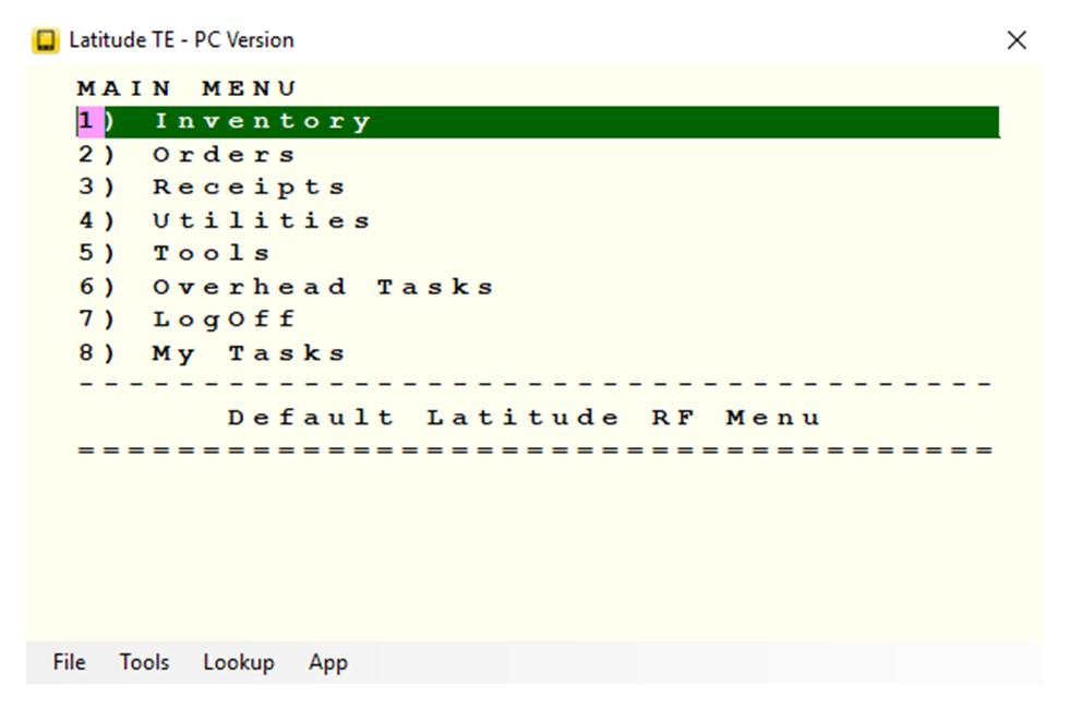 Latitude TE - PC version