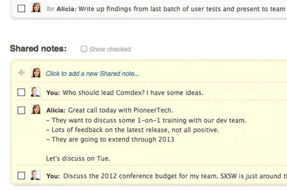 Salesforce Work.com Software - Transparency