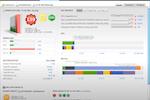vCenter Server screenshot: vCenter Server dashboard