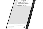 BigChange screenshot: Mobile alerts
