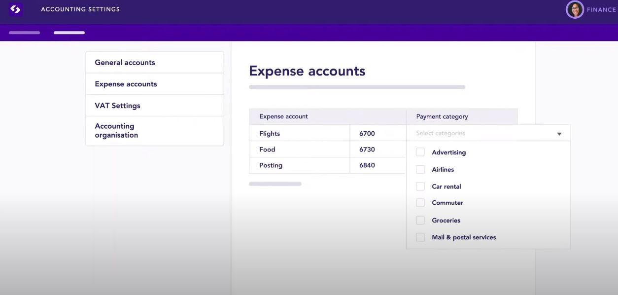 Spendesk Software - Spendesk expense accounts