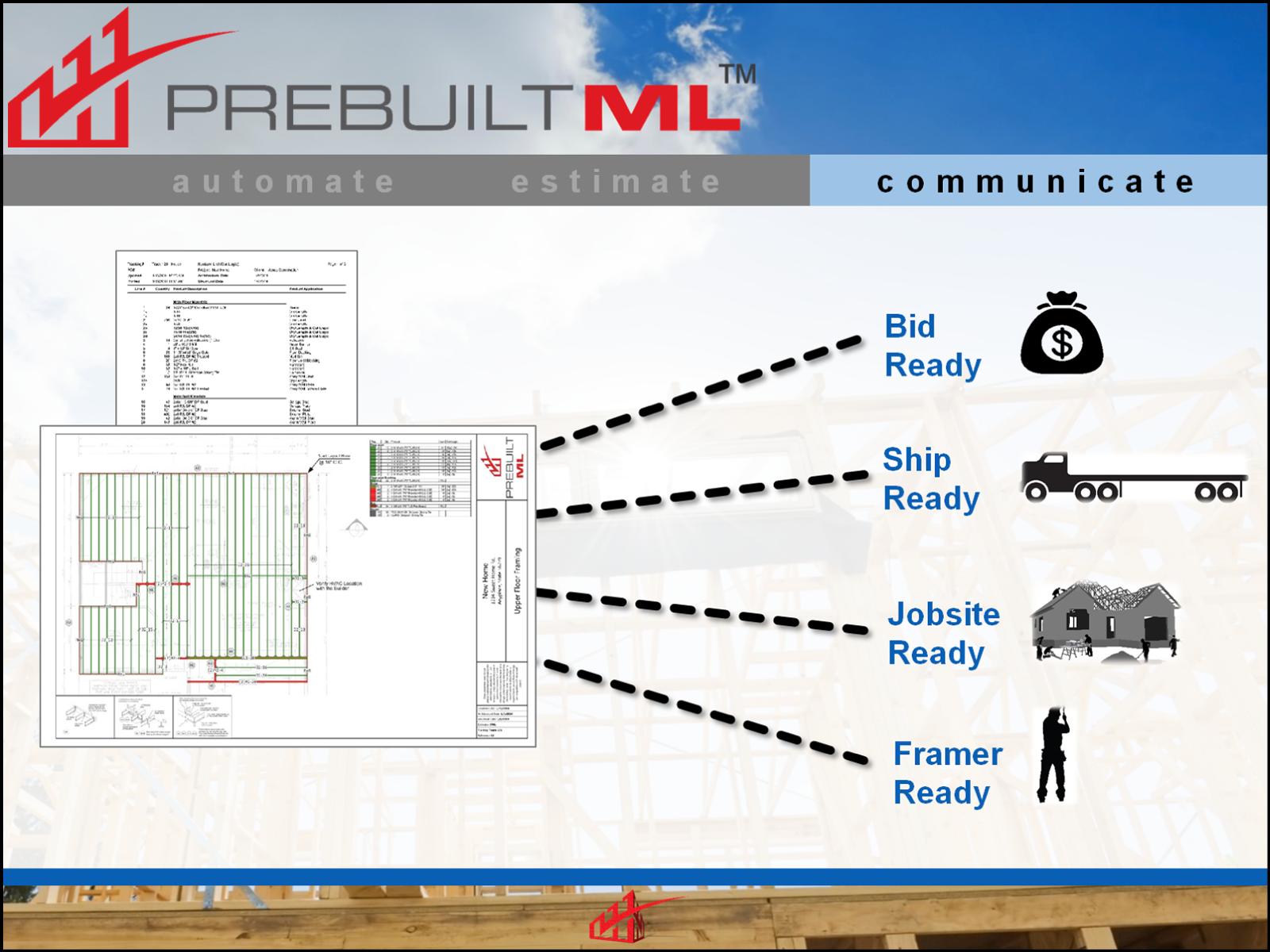 PrebuiltML Software - Communication
