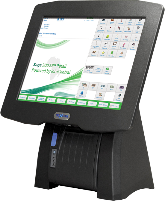 InfoPOS Software - 2