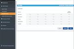 Compease screenshot: Compease Merit Planning