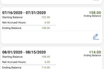 DATABASICS Time & Expense screenshot: Use our leave module to track time off wherever, whenever.