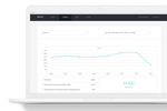 Ceros Screenshot: Check out how your content is performing on a granular level with our built-in analytics tool.