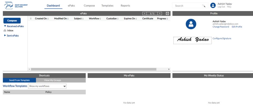 MSB Docs Software - 1
