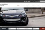 Capture d'écran pour DealerCenter : An all-in-one solution for creating professionally styled, responsive dealer websites from customizable templates is also available