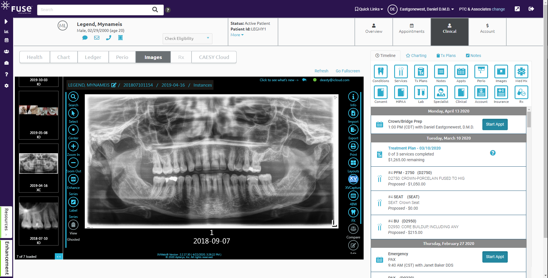 Capture, view and manipulate any 2D images within Fuse from virtually any 2D device.