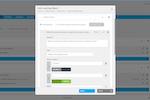 Capture d'écran pour Absorb LMS : Native assessment creation
