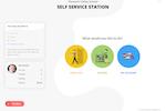 Surpass screenshot: Surpass self-service station