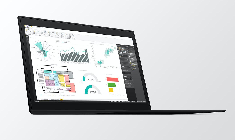 Microsoft Power BI Software - 1