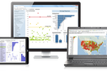 TIBCO Spotfire screenshot: TIBCO Spotfire platform on multiple devices