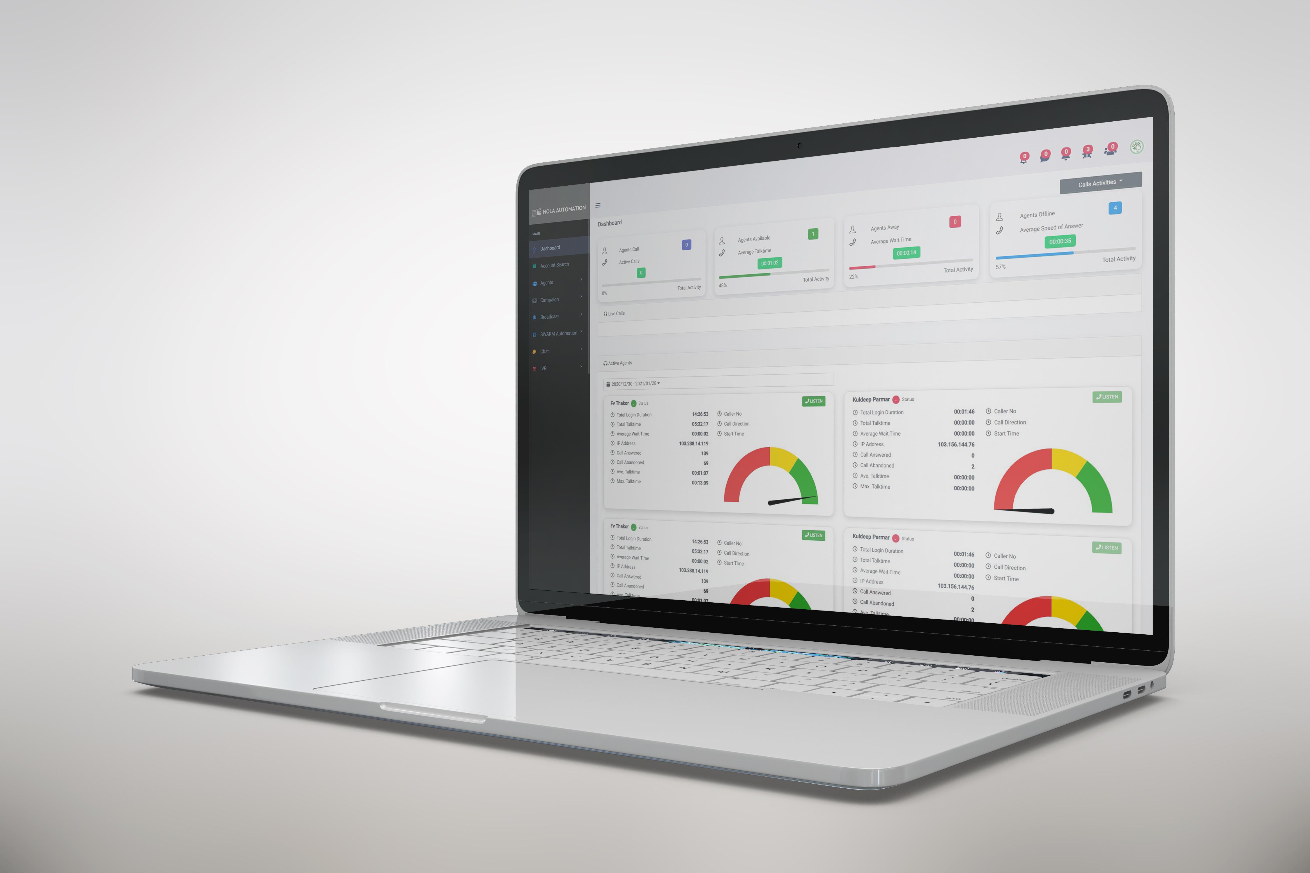 Omnichannel Debt Collection Software