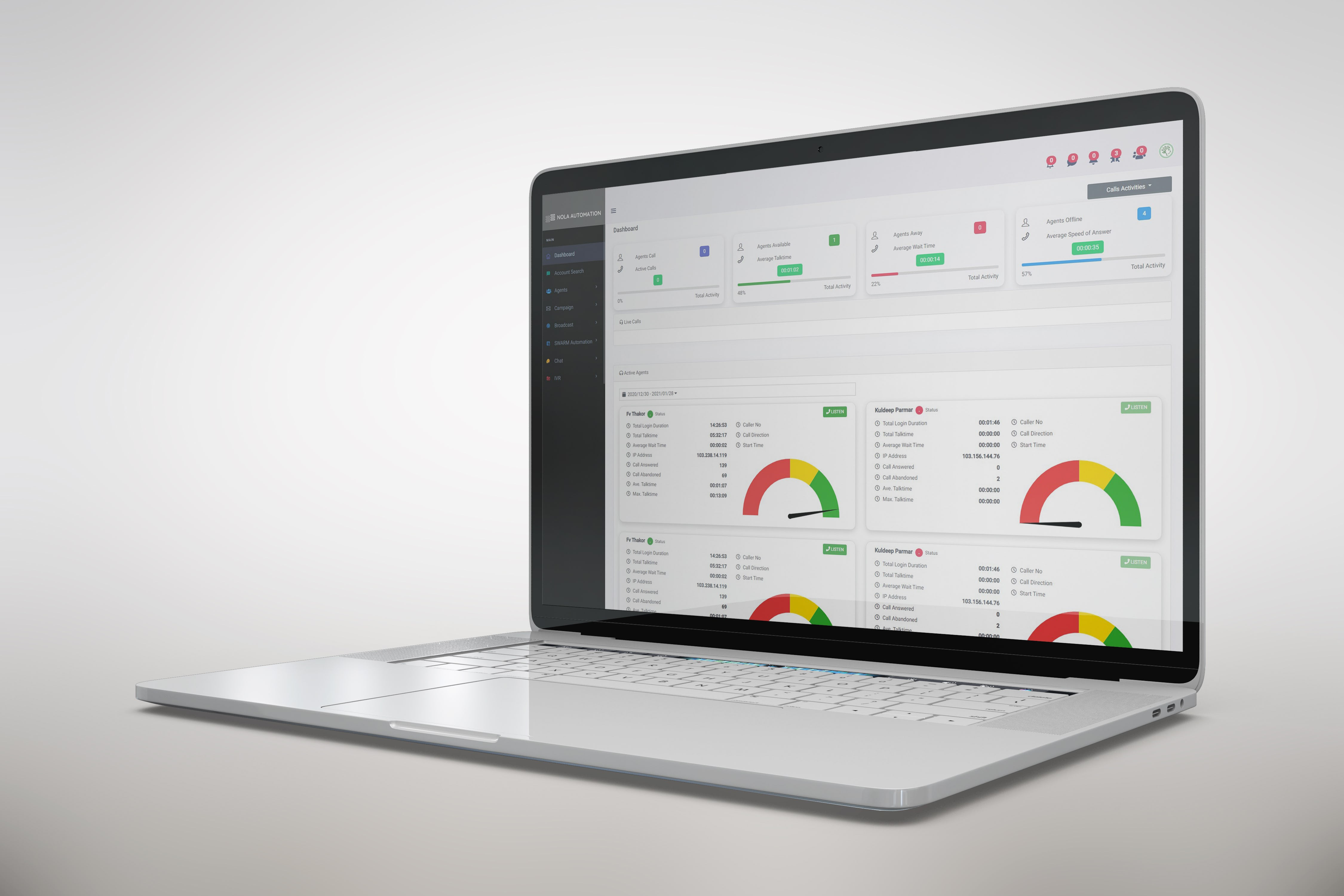 NOLA Software - 1