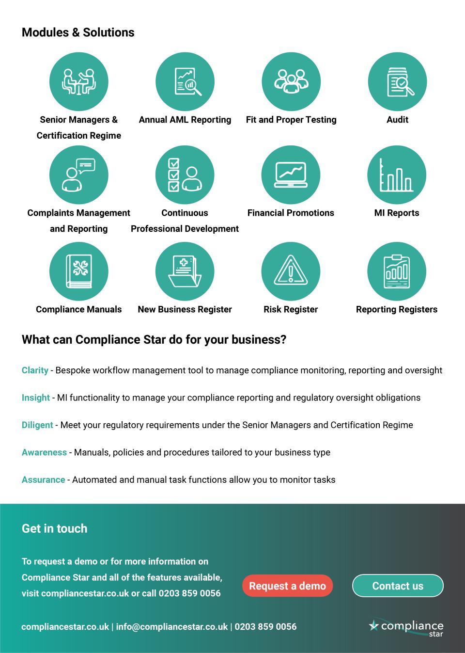 Compliance Star Software - 3