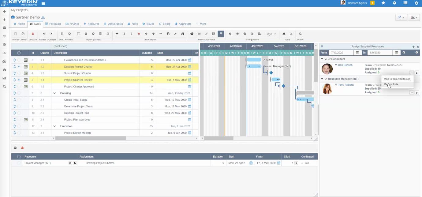 KeyedIn Software - Resource Management
