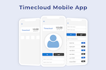 TimeCloud Time and Attendance screenshot: