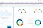 Exponent Case Management screenshot: Dashboard for case management