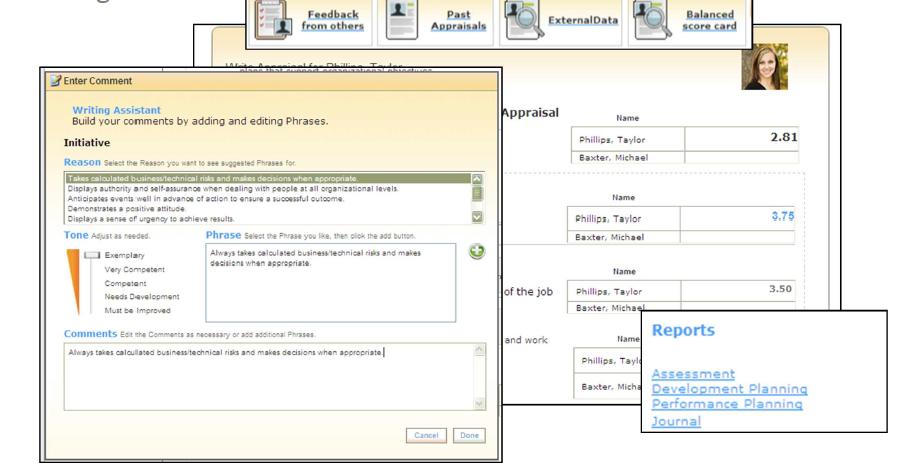 SilkRoad Performance screenshot: SilkRoad Performance (WingSpan) review management
