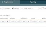 SpiraTeam screenshot: SpiraPlan - Requirements