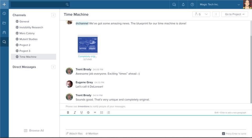 Taskworld Software - 4