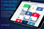 CrossEngage Screenshot: Channel Integration