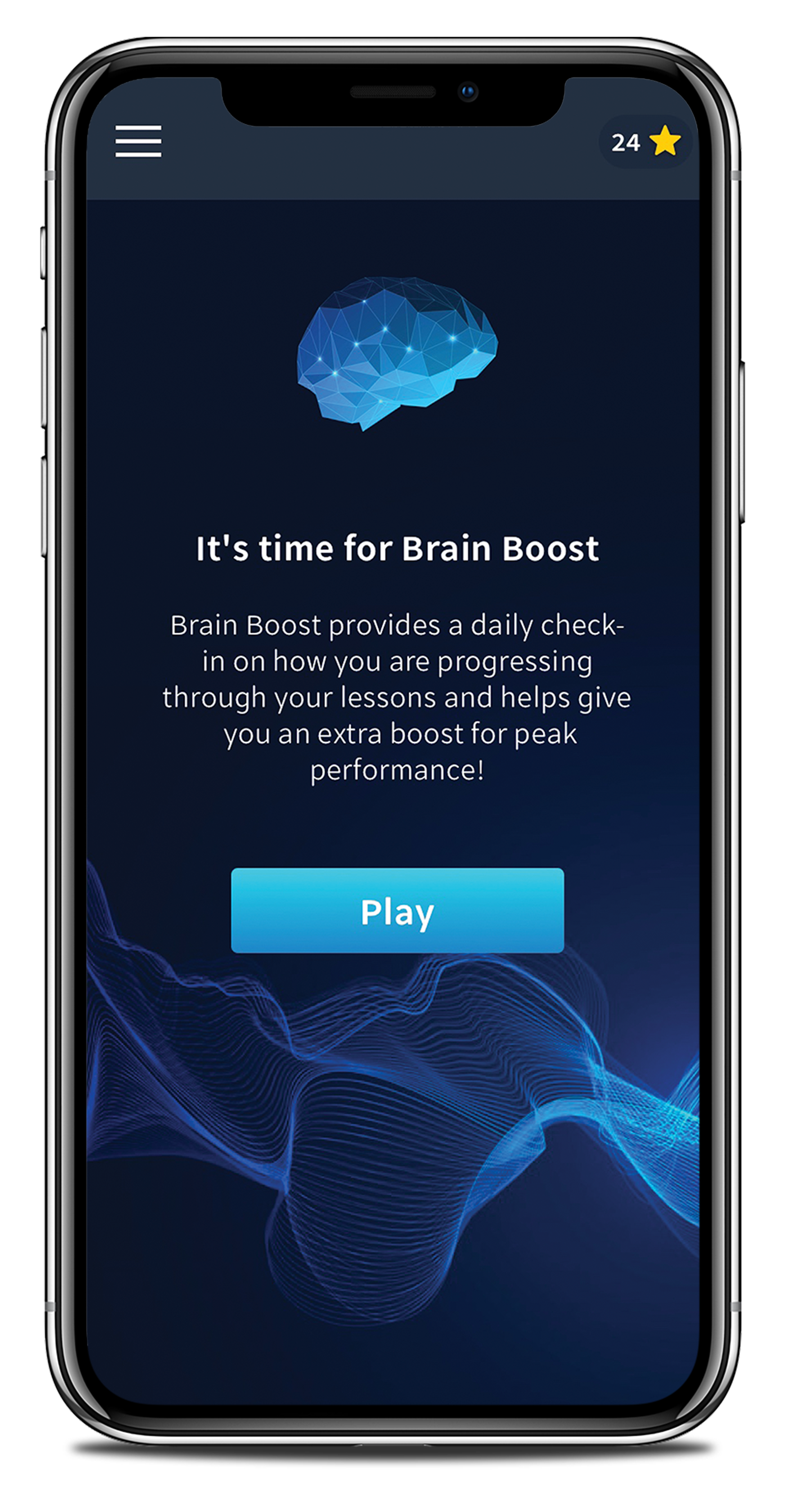 EdApp's algorithm spaced repetition feature, Brain Boost, automatically creates interactive lessons based on previously learned content. This encourages retention until it is locked into the learners' longterm memory.