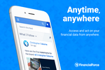 FinancialForce Accounting screenshot: Mobile accounting