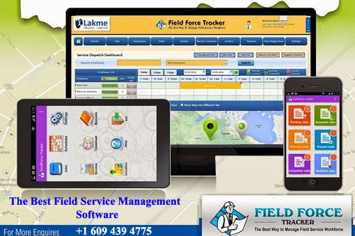 Field Force Tracker offers native mobile apps for Android and iOS