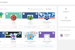 eXo Platform screenshot: Spaces