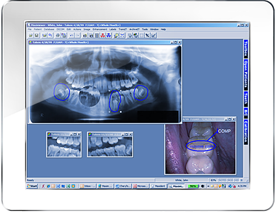Share images with colleagues for diagnosis and treatment consultation