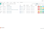 Intelligent Operations Platform screenshot: Clean, fast and simple job summaries with editing of field data available