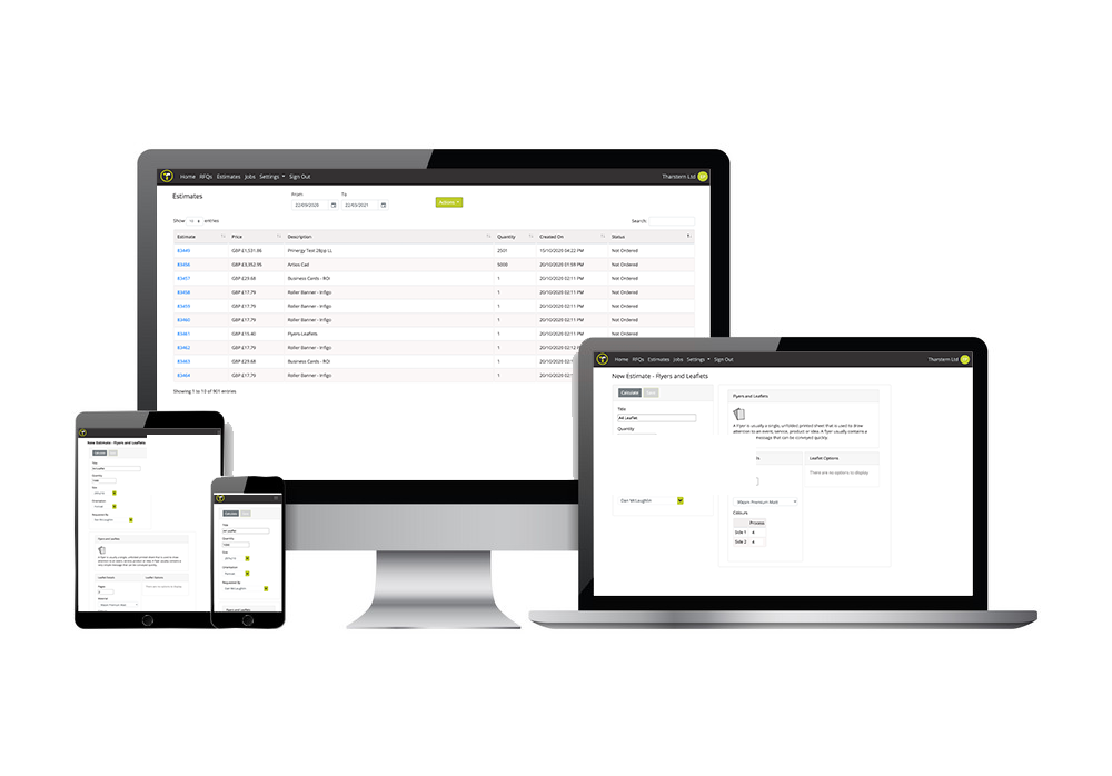 Tharstern Software - A hybrid MIS that has the integration capabilities of an on-site application plus the accessibility of a cloud product, for the best of both worlds.