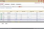 ezLaborManager screenshot: Track hours worked and calculate paid time off for vacation and sick days