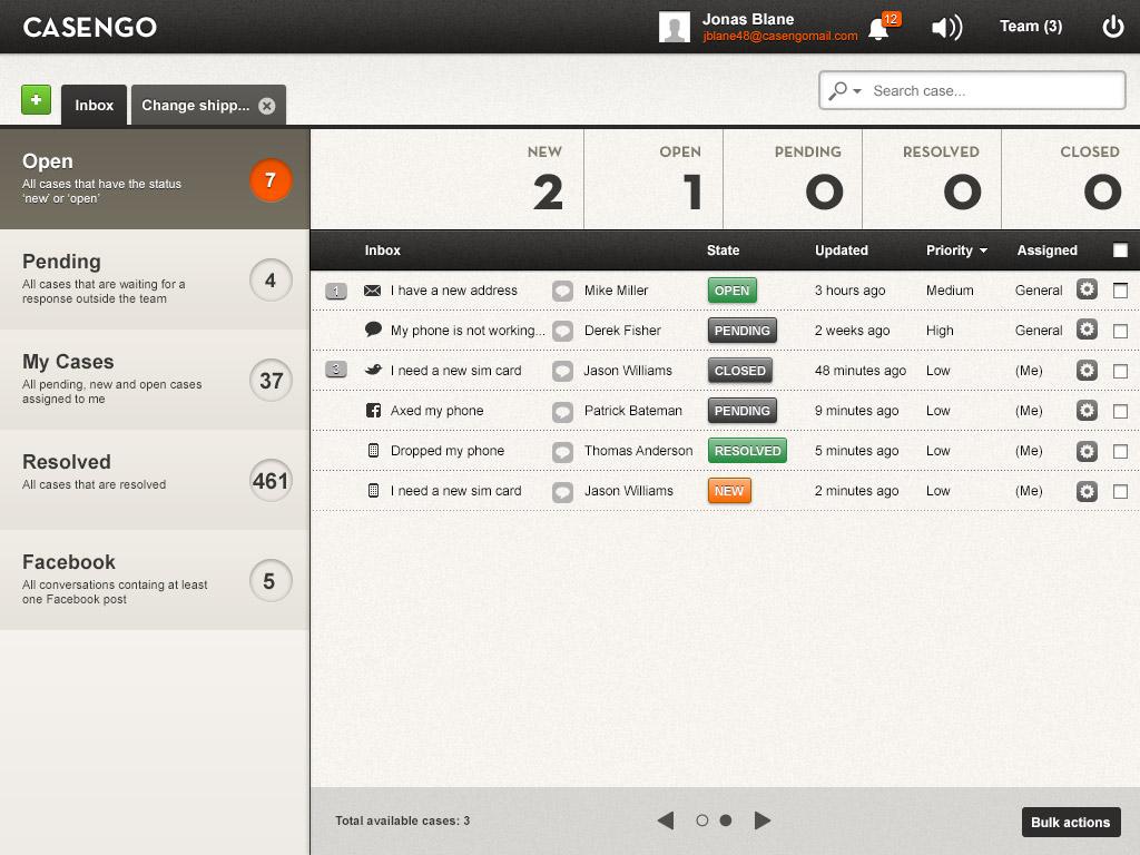 Casengo Software - 3