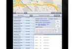 QAlert screenshot: QAlert companion iPad application