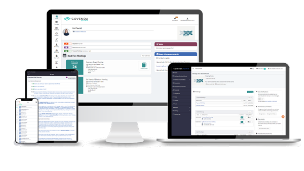 Govenda Software - Work seamlessly across all devices